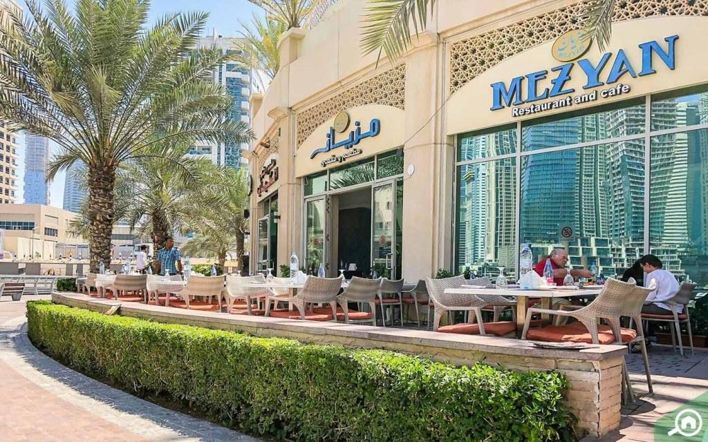living in Dubai Marina