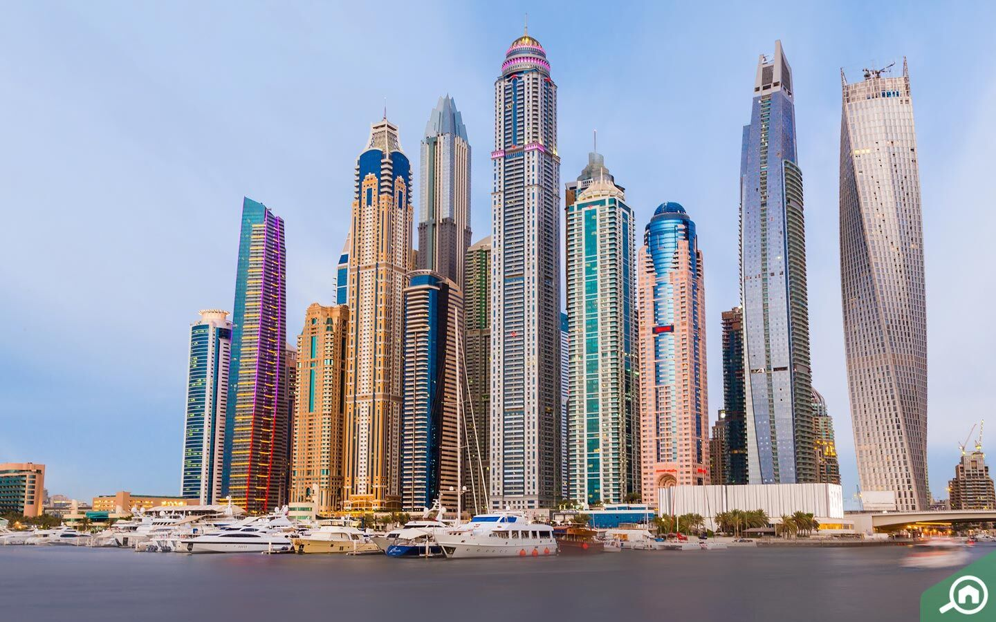 Apartments for sale in Dubai Marina
