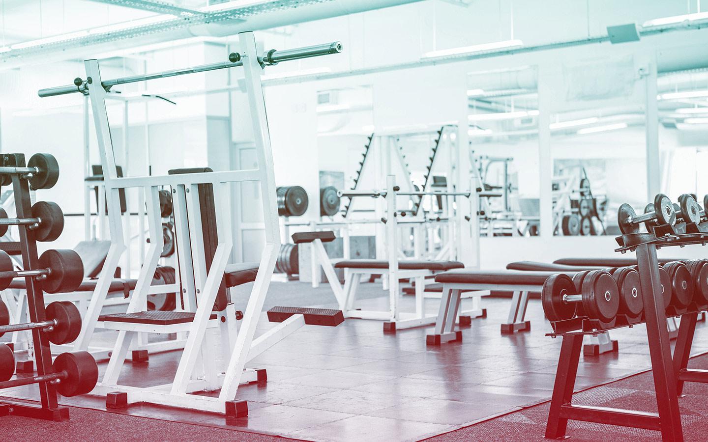 Fitness centers in AL reem island