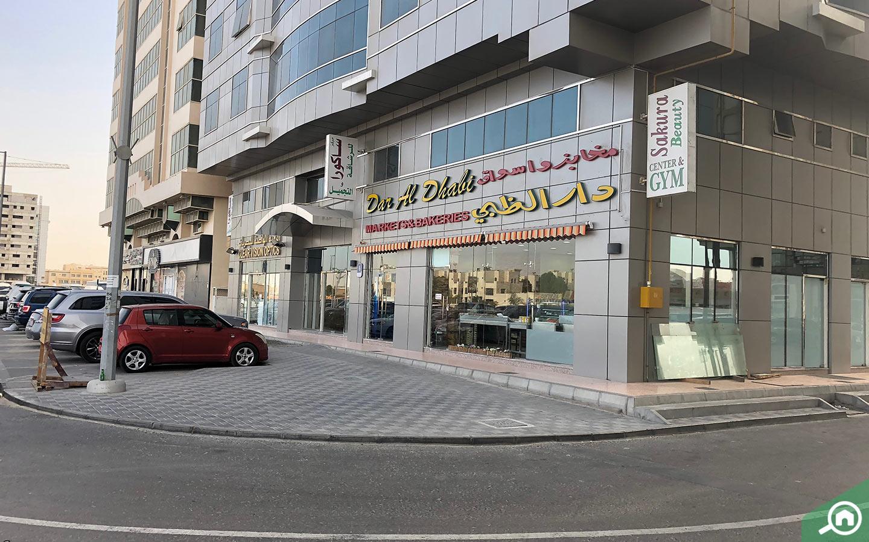 restaurants in Mohammed Bin Zayed City