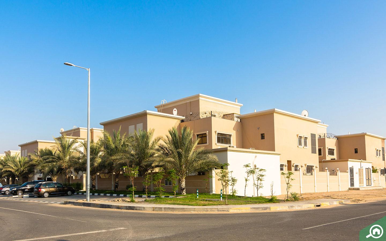 villas in Mohammed Bin Zayed City