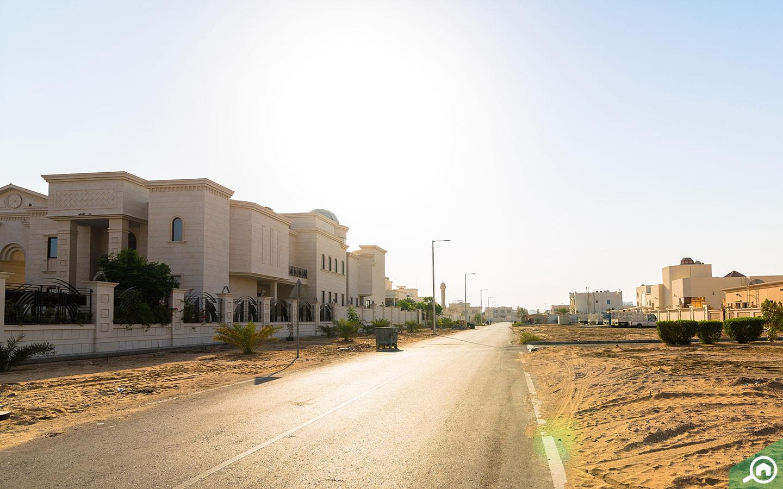 villa for rent in mohammed bin zayed city