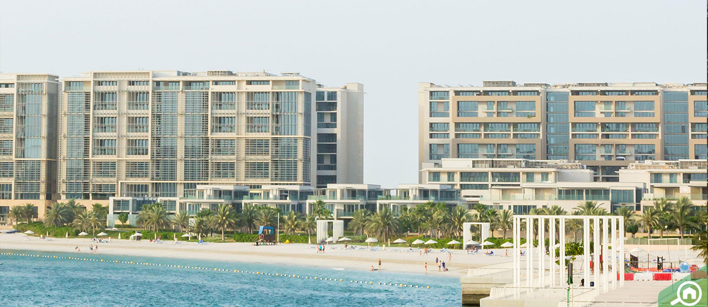 living in al raha beach