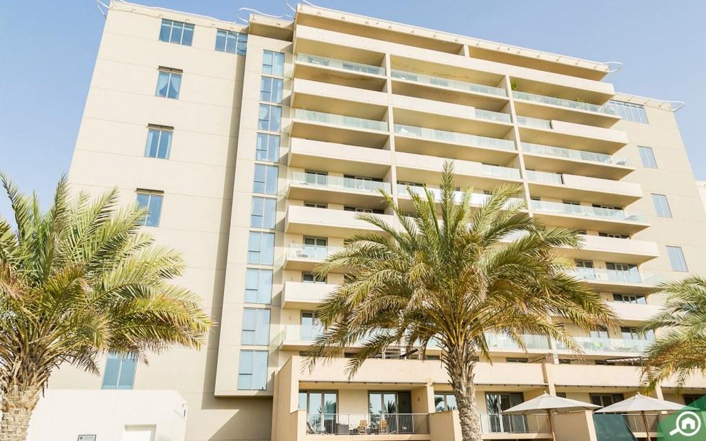 apartments for rent in Al Raha Beach