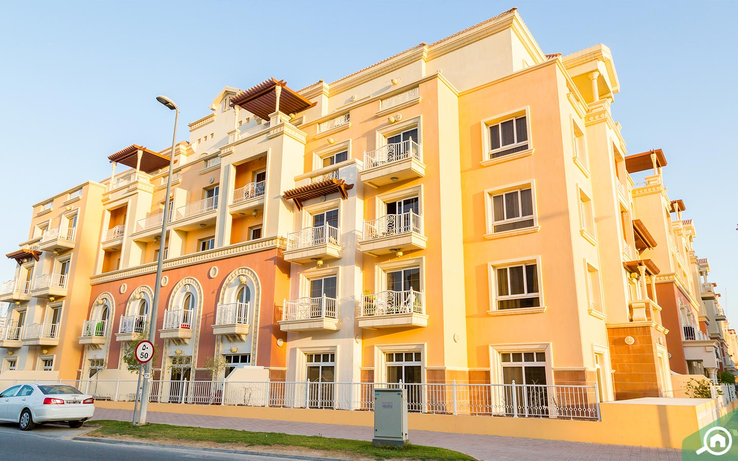 Apartments for rent in JVC