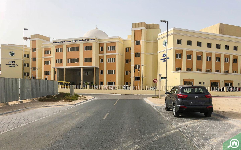 JSS International School JVC