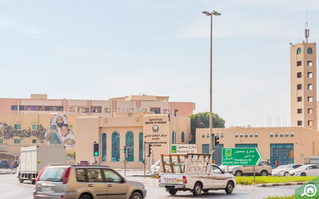 1-bed rooms for rent in Bur Dubai