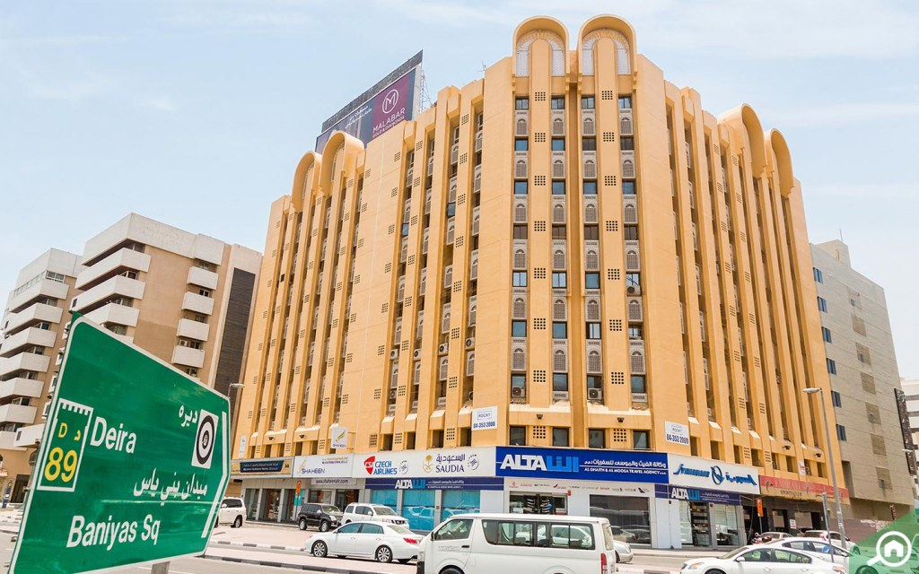 Popular apartments to rent in Deira