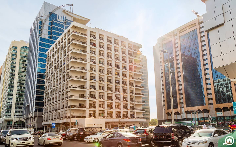 Buildings in Al Khalidiya