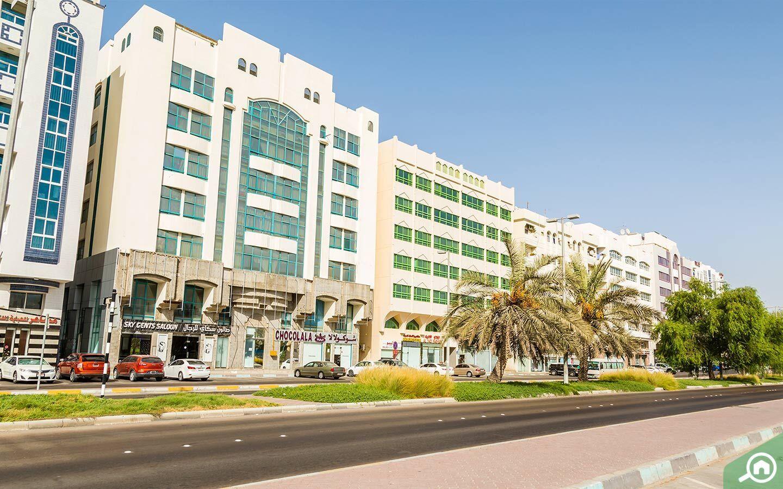 Flats in Al Khalidiya