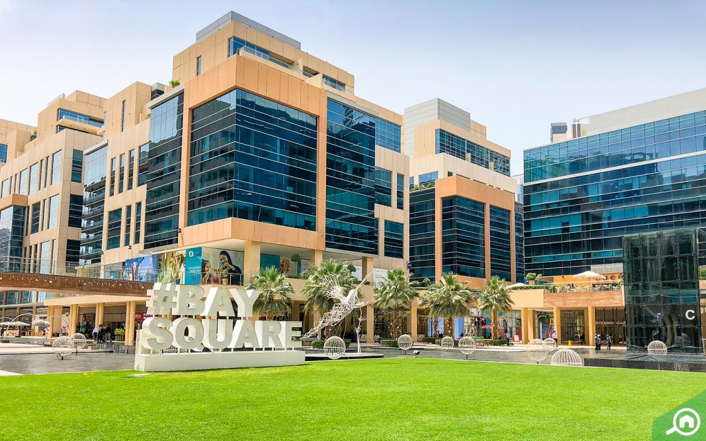 Bay Square in Business Bay