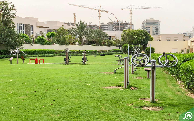 الحياة في واحة دبي للسيليكون
