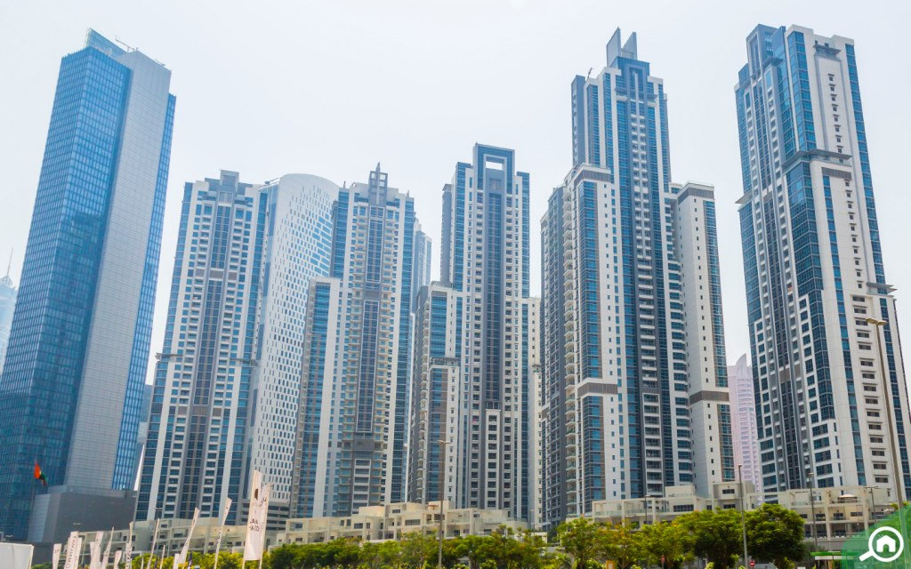 High rise apartments for sale in BusinessBay