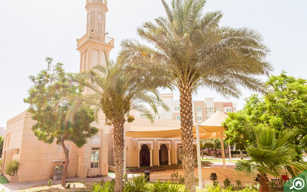 Mosques in Discovery Gardens