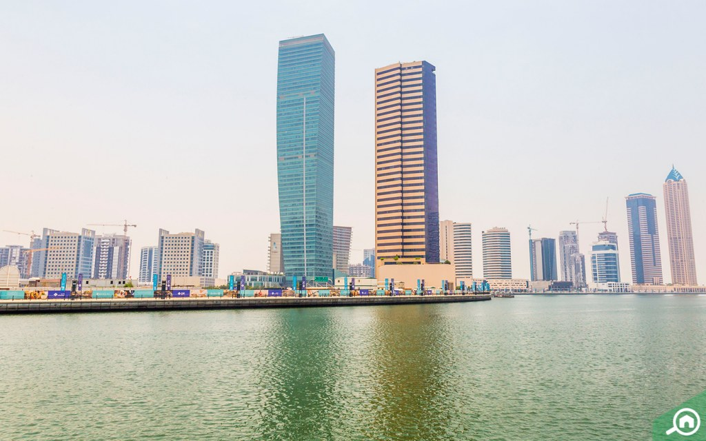 Apartments for rent in Business Bay