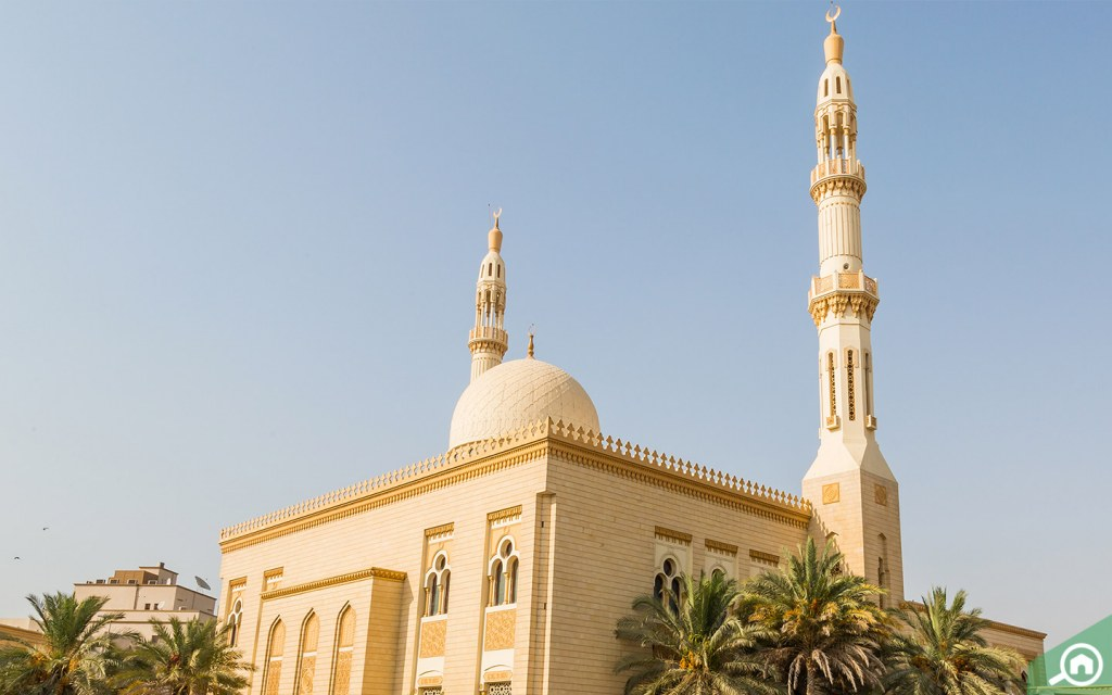 Mosque in Bur Dubai