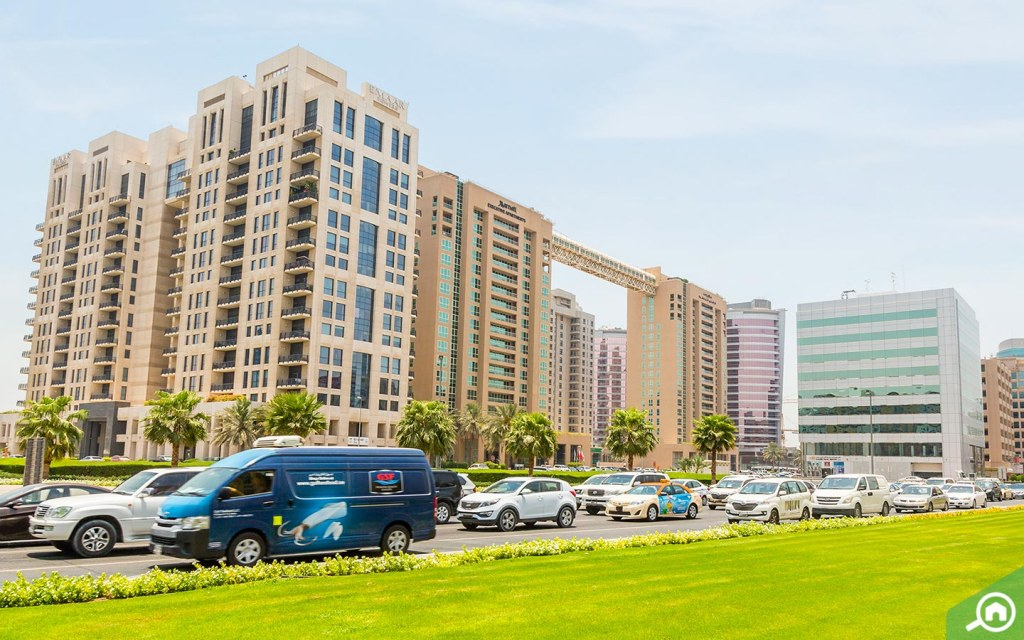 Apartments for rent in Deira