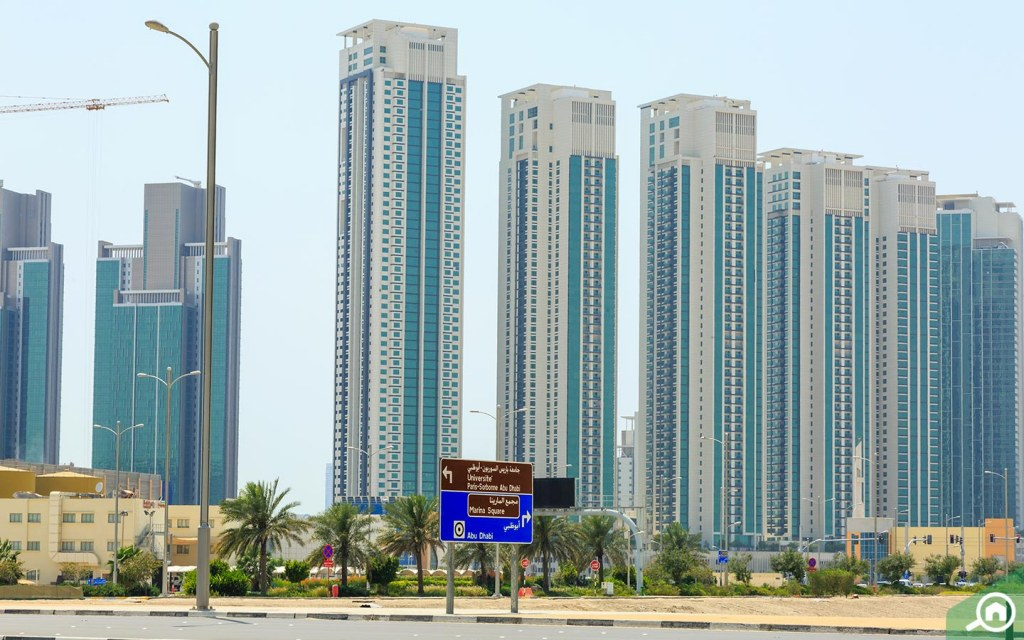 apartments in Al Reem