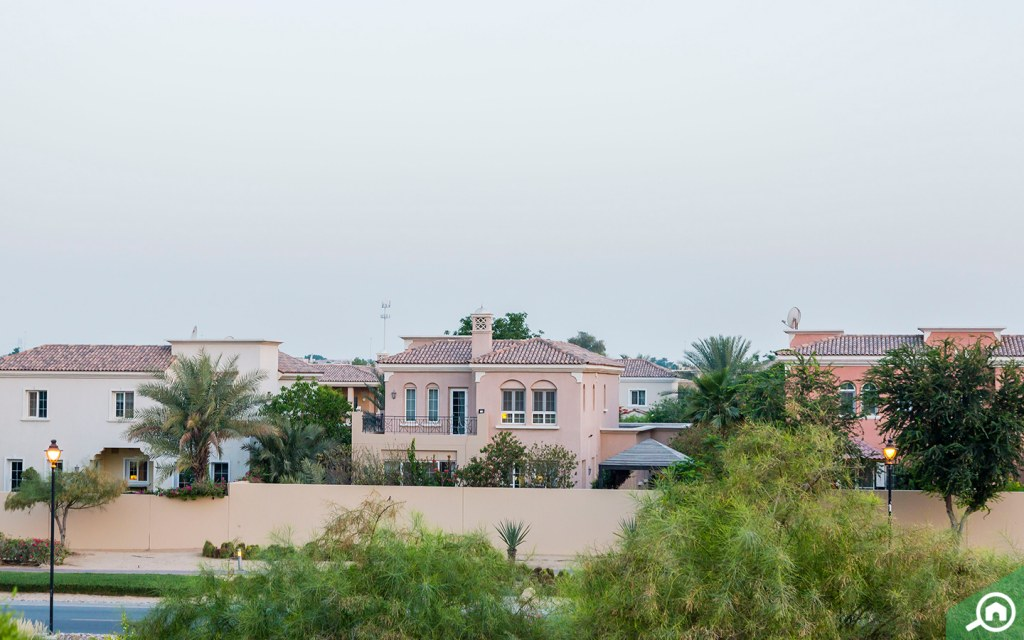 houses in Arabian Ranches