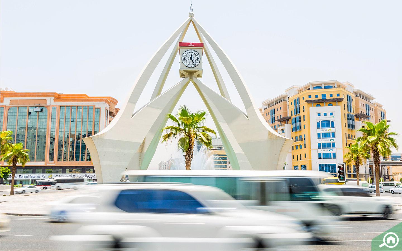 Clock Tower in Deira