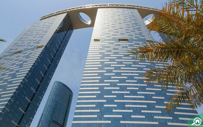 flats for rent on Al Reem
