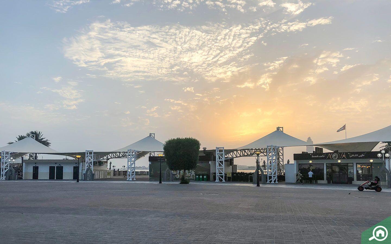living in Al Khalidiya