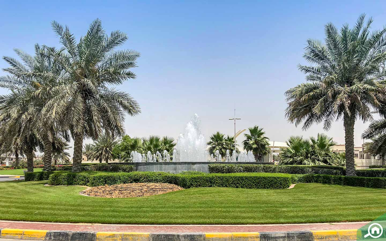 Al Forsan Sports Resort in Khalifa City A