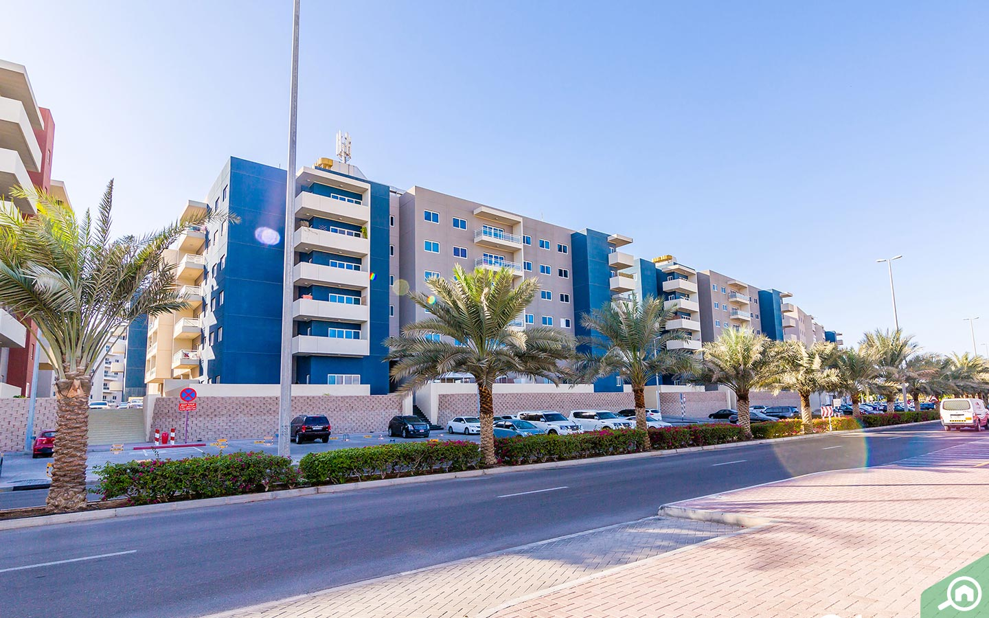 Apartments in Al Reef