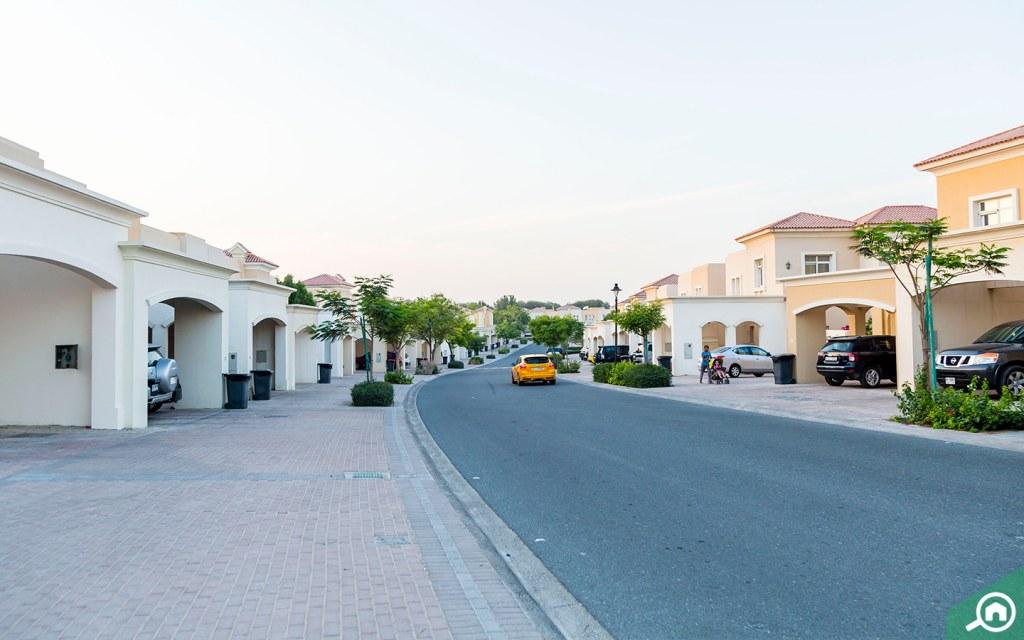 Villas in Arabian Ranches