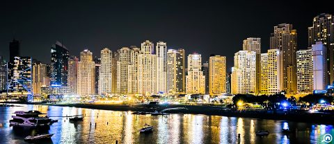 Jumeirah Beach Residence (JBR)