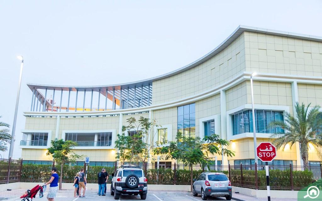 Parking in Khalifa City A