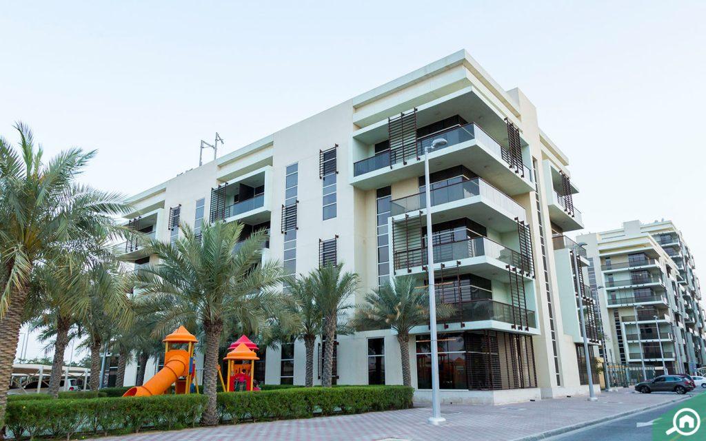 apartments in Khalifa City A