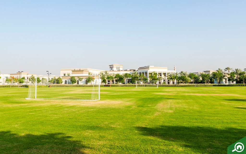 Park in Arabian Ranches