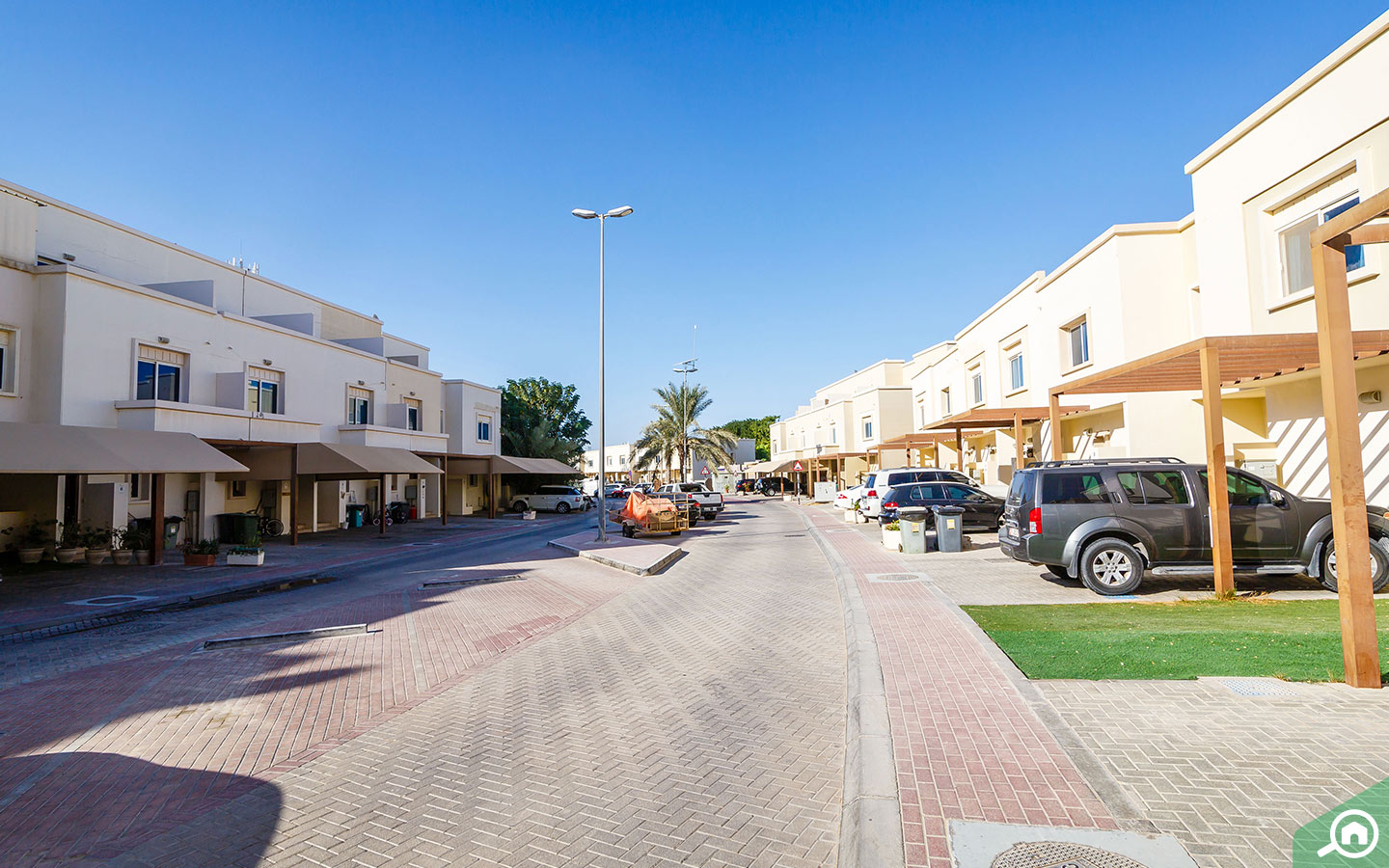 Villas in Al Reef