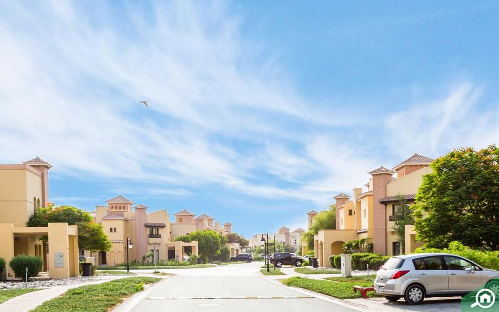 Villas for rent in Mirdif