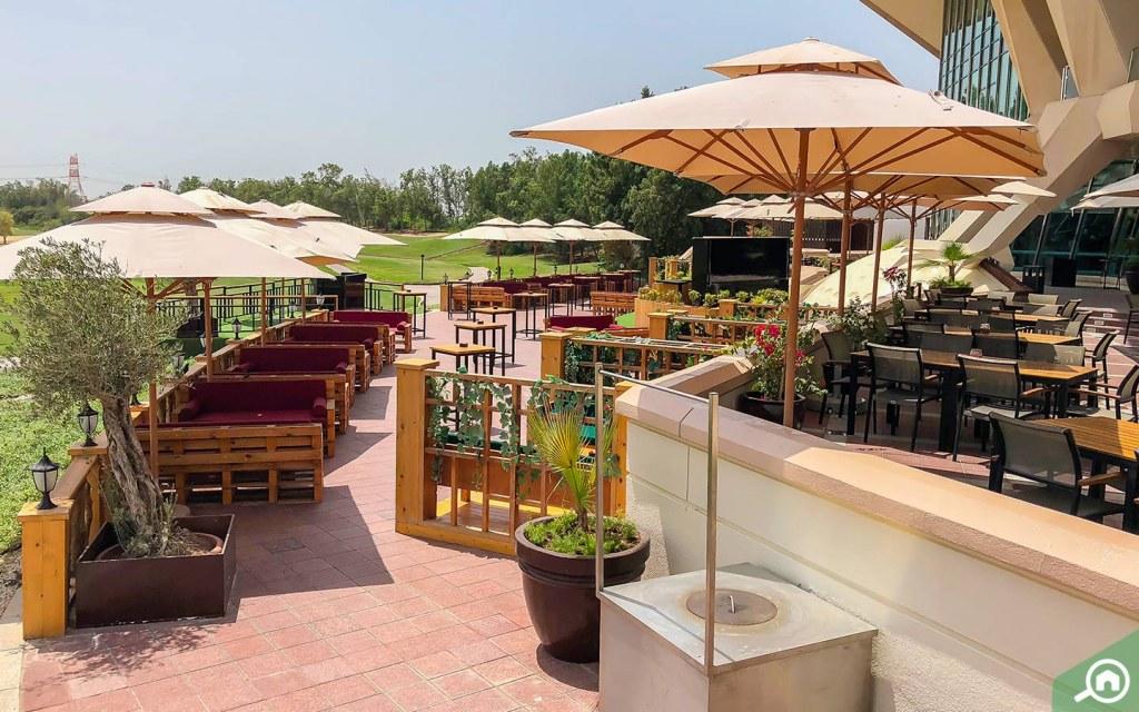 Restaurants in Khalifa City A