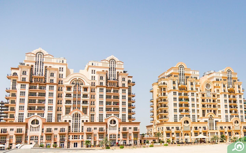 شقق في مدينة دبي الرياضية