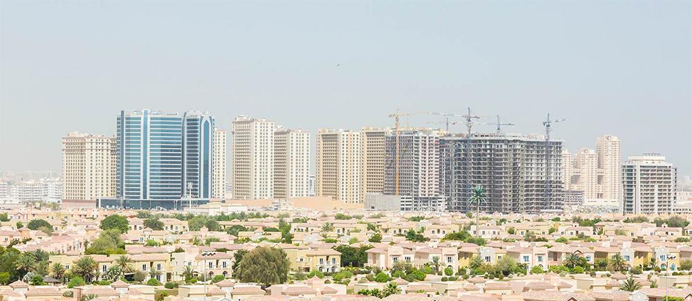 دليل منطقة مدينة دبي الرياضية