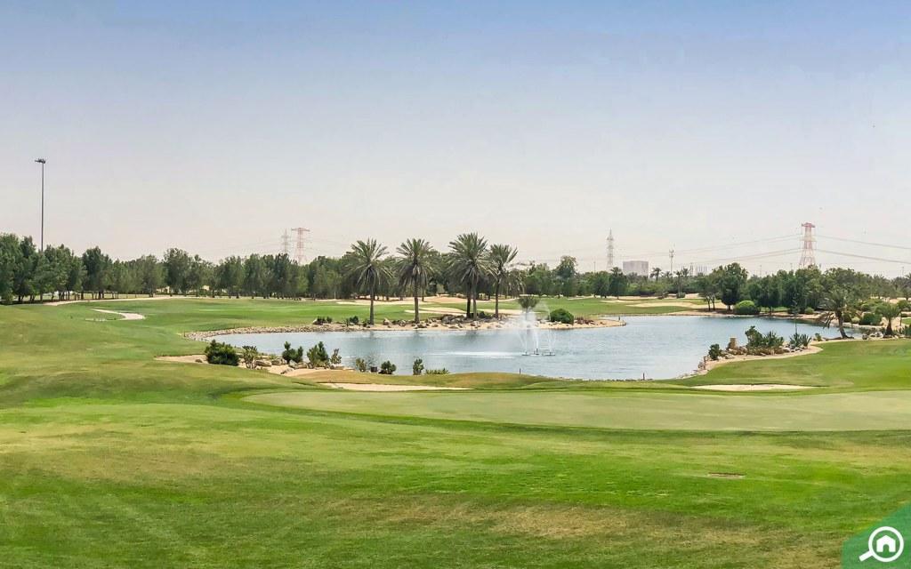 Abu Dhabi Golf club Khalifa City A