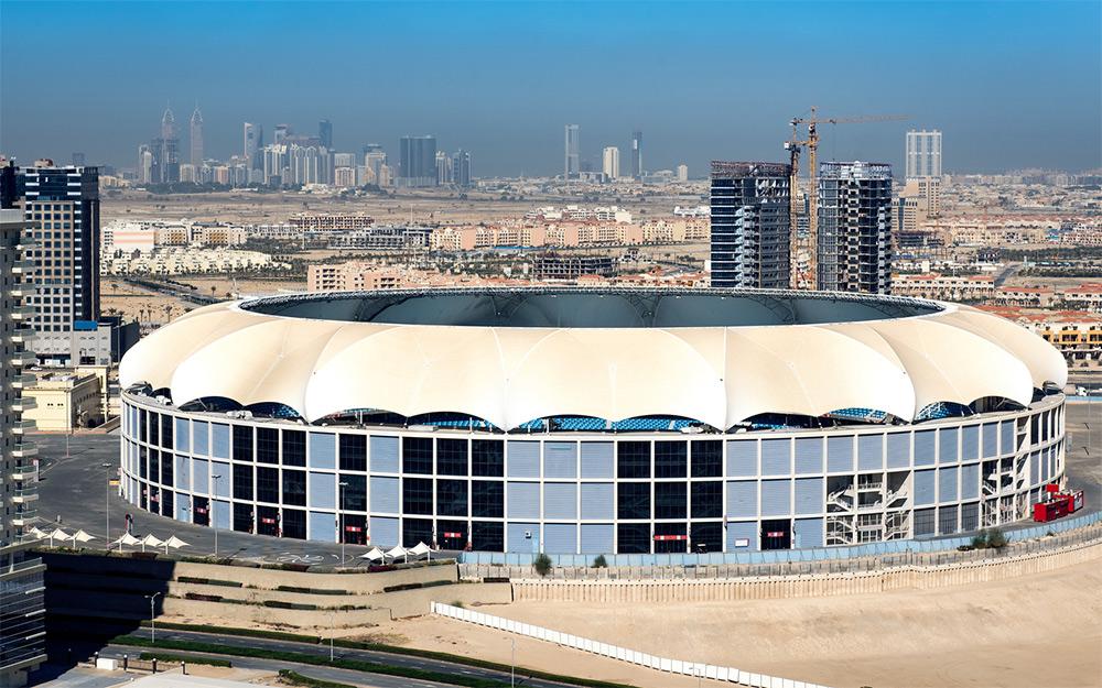 استاد دبي الدولي للكريكيت في مدينة دبي الرياضية