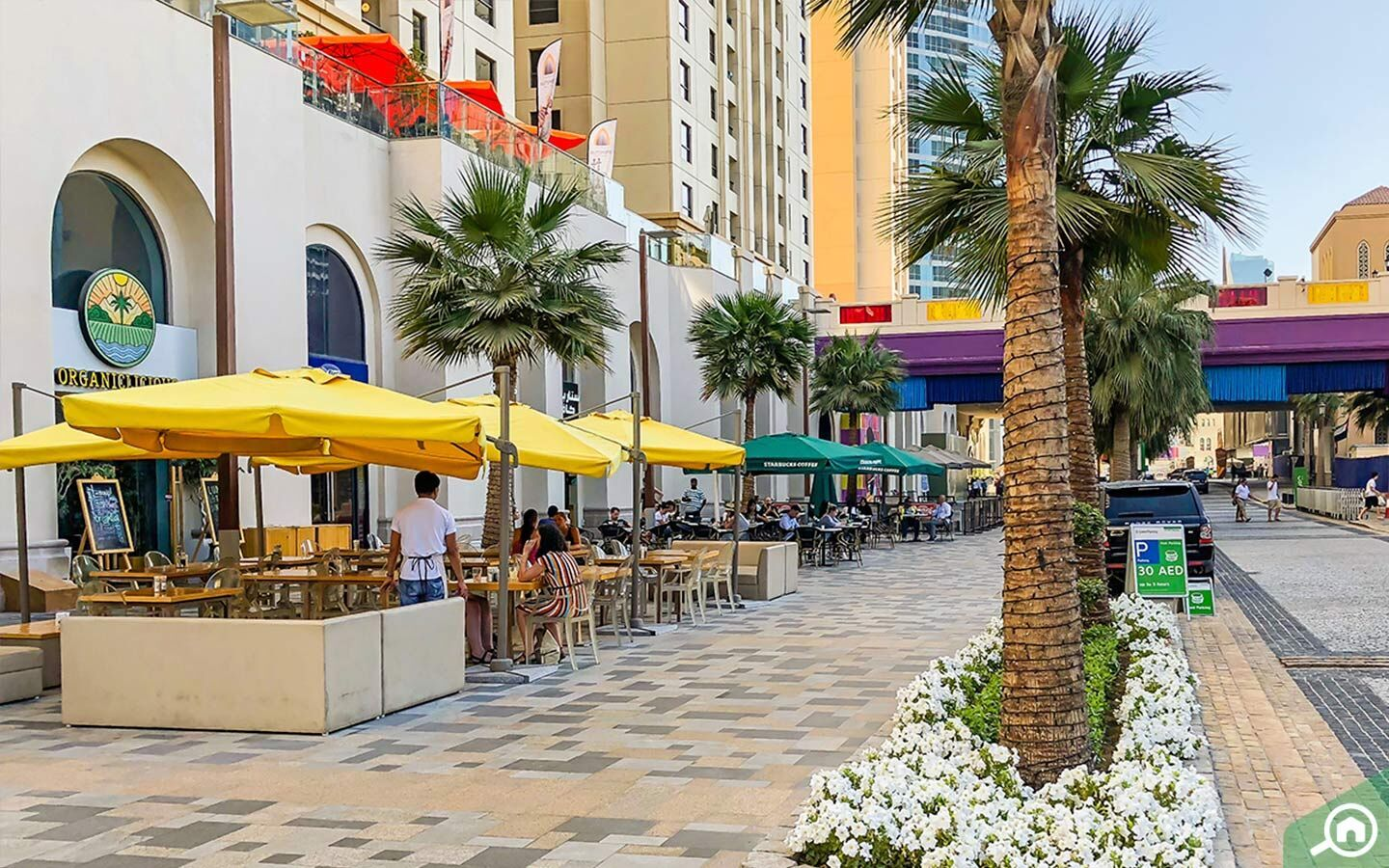 Places to visit in JBR