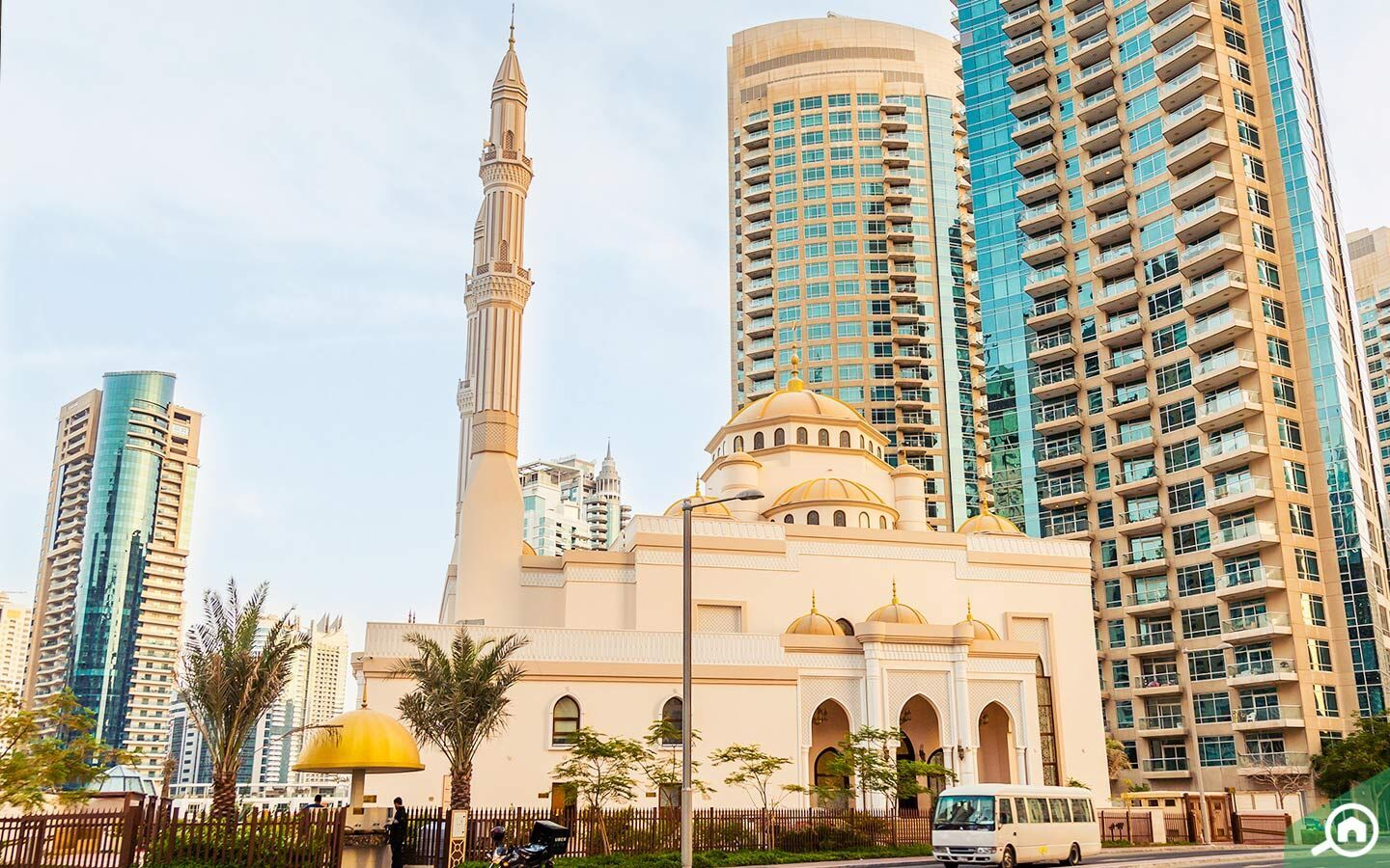 Mosques in JBR