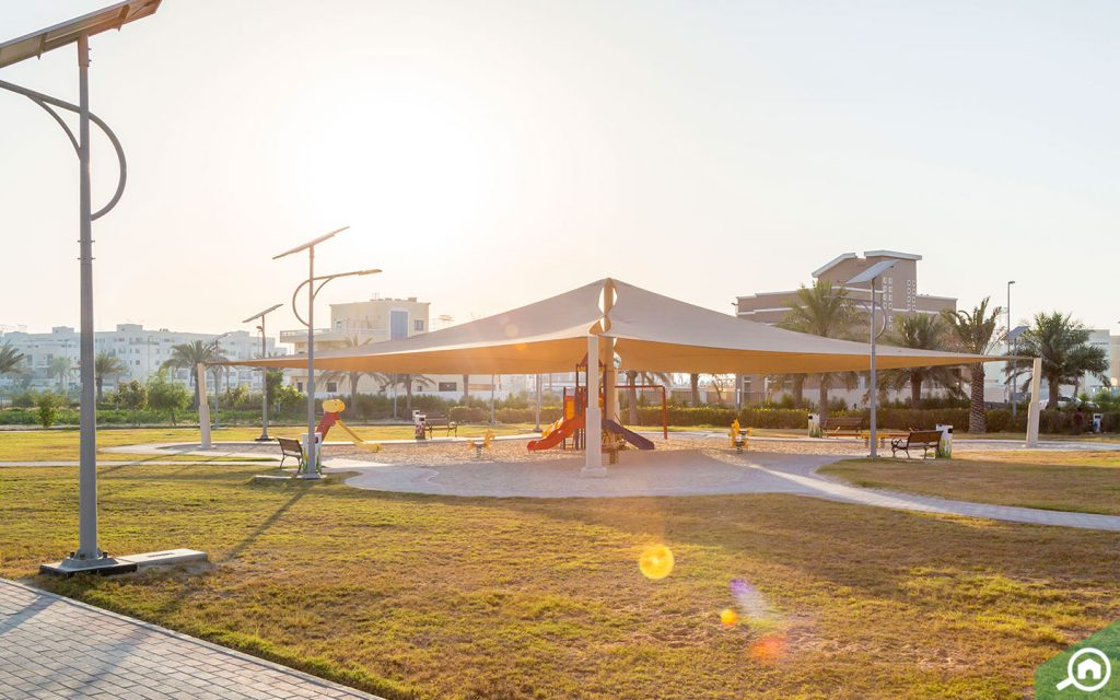 park in jvc