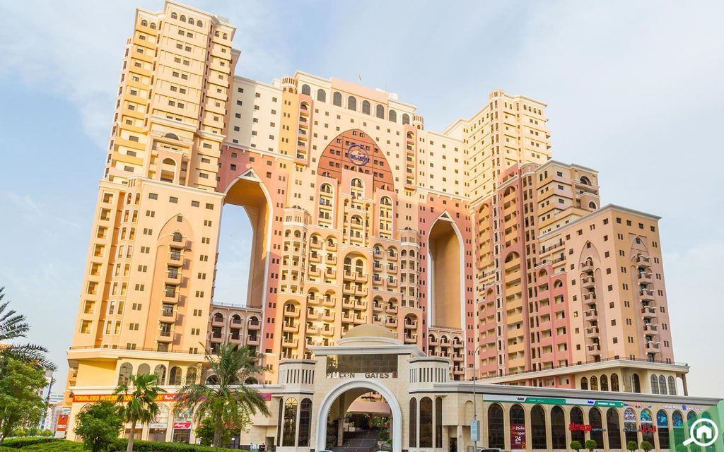 silicon gates apartments in dubai silicon oasis