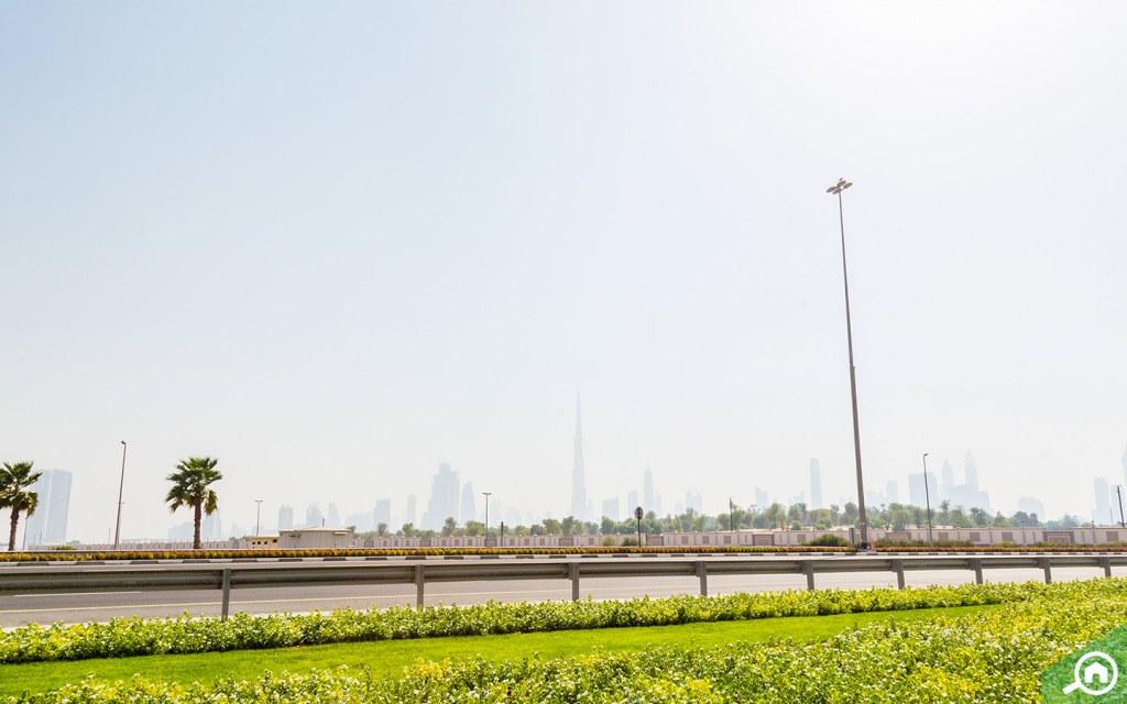 living in Bur Dubai