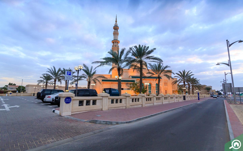 مسجد في أم سقيم
