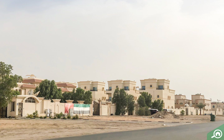 houses in Khalifa City B