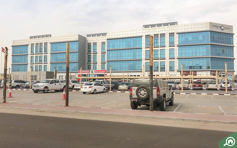 supermarkets in Khalifa City B