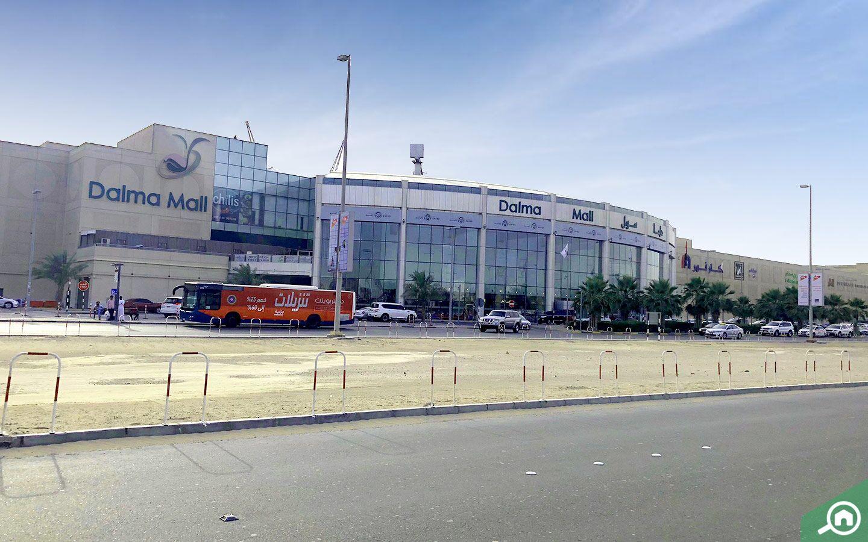 malls near Khalifa City B