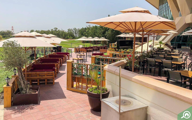 restaurants near khalifa city b